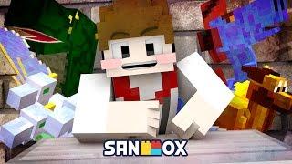 getlinkyoutube.com-유전자 조작 애완동물 만들기!! [마인크래프트: 스낵 비디오] Minecraft - Snack Video - [도티]