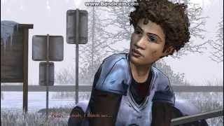 getlinkyoutube.com-The Walking Dead Season 2 (Model Swap) - Rebecca vs Aj