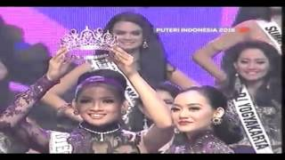 Miss Universe Indonesia 2016 - Crowning Moments