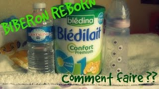getlinkyoutube.com-♣♠ REBORN TUTORIAL ♠♣ Comment faire un faux biberon pour reborn ?