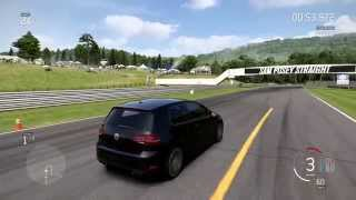 getlinkyoutube.com-Forza Motorsport 6 Golf 7 R Gameplay HD 1080p