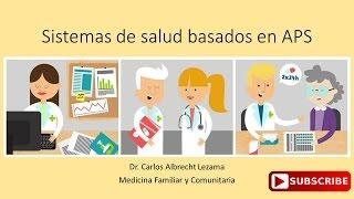 Sistema de salud basados en APS