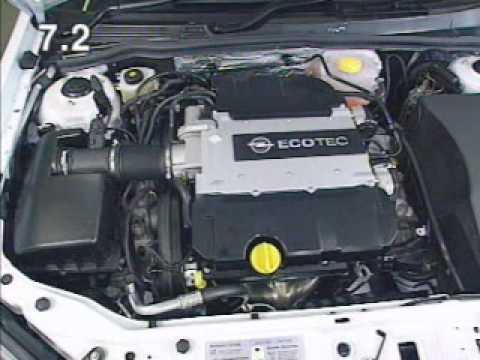 Opel Vectra-C видеоурок по ремонту
