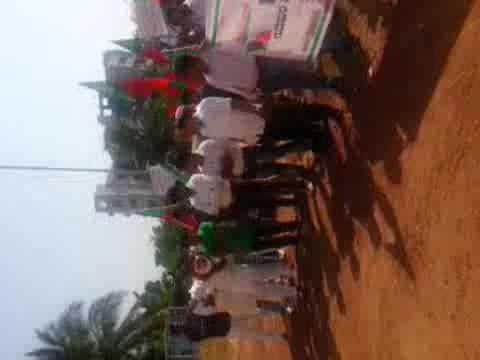 Sdpi (addoor) protest demanding basic facilities