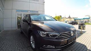 getlinkyoutube.com-New Volkswagen Passat B8 Comfortline