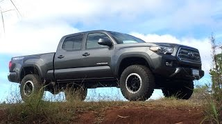 "getlinkyoutube.com-2016 3"" Toytec Lifted Toyota Tacoma"
