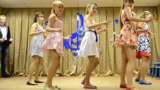 getlinkyoutube.com-Танец Стиляги. Я люблю буги-вуги^^