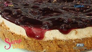 getlinkyoutube.com-Sarap Diva: No-Bake Queso de Bola Cheesecake by Paolo Ballesteros