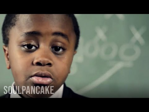 (Video) Kid President's Inspirational Pep Talk