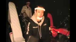 "getlinkyoutube.com-Bosozoku 暴走族 Japanese motorcycle bikers""SAYONARA SPEED TRIBES"" (original) trailer"