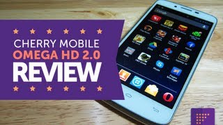 Cherry Mobile Omega HD 2.0 Review [Tagalog]