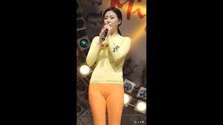 160117 식스밤 SixBomb - 멤버소개 & 인터뷰 & 멘트모음 (밀리오레) 직캠 fancam by zam
