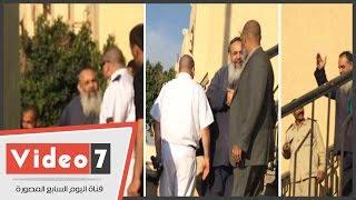 """getlinkyoutube.com-بالفيديو.. انفراد..شاهد أول ظهور لـ""""حازم أبو إسماعيل"""" خارج أسوار السجن"""