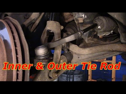 How To Change Inner And Outer Tie Rods