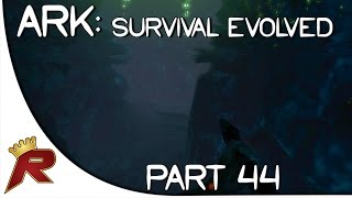 """getlinkyoutube.com-Ark: Survival Evolved Gameplay - Part 44: """"Underwater Sarco Attack!"""" (Early Access)"""