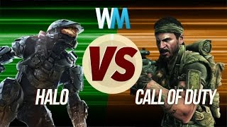 Halo Vs Call of Duty: Which is Better? width=