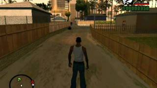 getlinkyoutube.com-GTA San Andreas Teleport To Marker