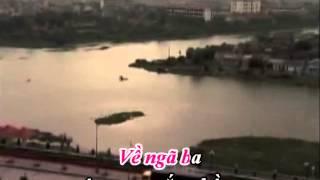 getlinkyoutube.com-Hà Nam Đất Mẹ Anh Hùng - Karaoke -  (Song ca).