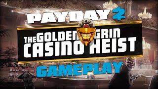 getlinkyoutube.com-PAYDAY 2: The Golden Grin Casino - NEW Heist Gameplay!