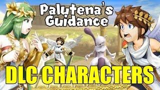 getlinkyoutube.com-All Smash Bros Wii U DLC Palutena Guidance (Mewtwo, Ryu, Lucas, Roy)