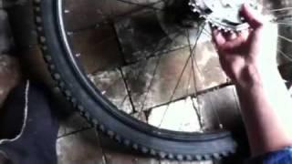getlinkyoutube.com-Disk brake sprocket adaptor