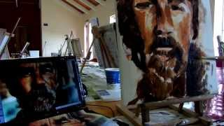 getlinkyoutube.com-Portrait Painting for Dummies Video 2