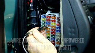 getlinkyoutube.com-ipd Volvo - Gauge and Gauge Pod Installation Video S60/V70/XC70 models.