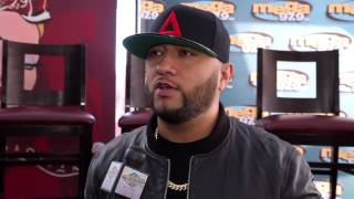 getlinkyoutube.com-Entrevista con Alex sensation durante la rueda de prensa La Mega Mezcla Block Party