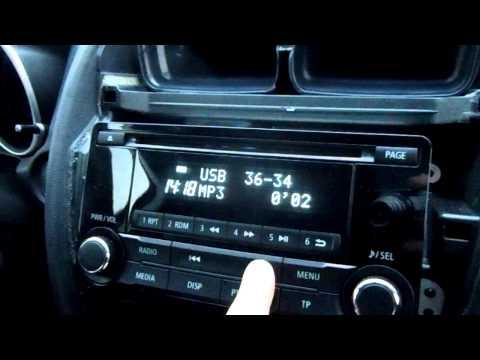 Как установить провод USB на Mitsubishi ASX для штатного ГУ Рестайлинг
