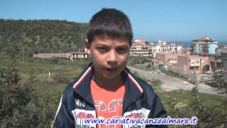 Strofetta Calabrese-Cariatese di Luca Prantera 05-04-2013