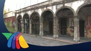 getlinkyoutube.com-La vivienda habitada más antigua del DF | Noticias