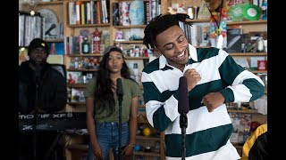 Khalid: NPR Music Tiny Desk Concert width=