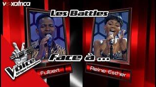 Fulbert vs Reine Esther «Ousmane Bakayoko» de Mayaula et D. Padrino I Battles The Voice Afrique 2017