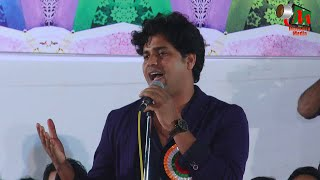 getlinkyoutube.com-IMRAN PRATAPGARHI Latest, Aalami Mushaira, Sakinaka, 25/01/2016, Con. JAMAAL KHAN, Mushaira Media