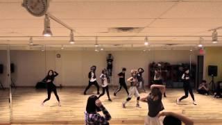 Body Party / Ciara (Jazz Funk Classes by I LOVE DANCE)