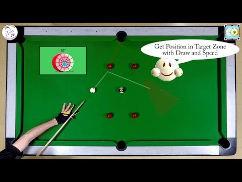 BlackBall Exercise #16 - Run Out 5 Balls Drill 2 - Pool & Billiard Training Lesson