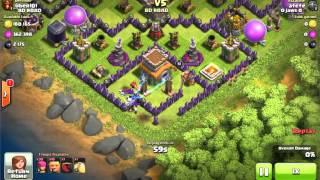 getlinkyoutube.com-Town Hall 8 (th8) Ultimate Trophy/Troll Base + Replay !(Defense won in Champion i League) !!!!