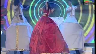 getlinkyoutube.com-رقص بريال كور بطلة مسلسل الزواج قسمة ونصيب