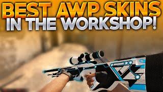 getlinkyoutube.com-CS:GO - Top AWP SKINS in the Workshop! | 2015