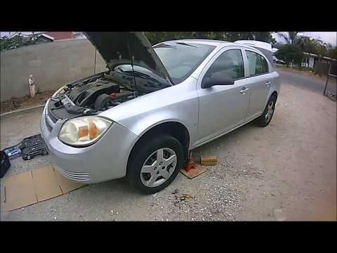 How to replace a starter on a Chevy Cobalt/Saturn Ion/Eco-tech Engine