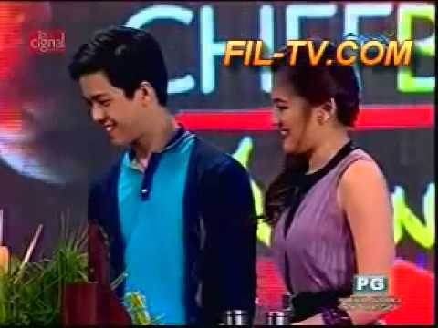 Kusina Master 4- Barbecue Spareribs (Julie Anne and Elmo) March 8, 2012