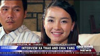 getlinkyoutube.com-Suab Hmong News:  Part 3 - Exclusive Interview Xab Thoj and Txiab Yaj from Thailand