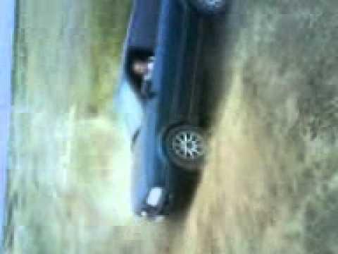 Audi b4 заезд на гору