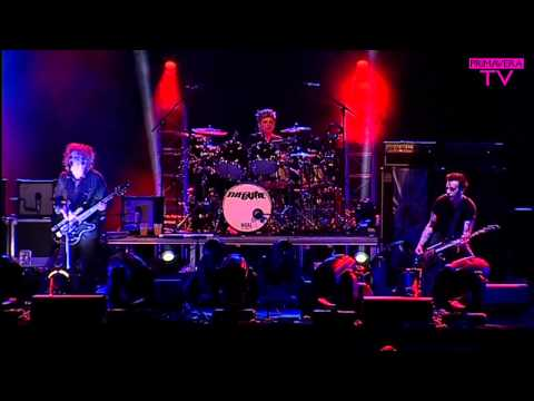"The Cure ""Love Song"" @ San Miguel Primavera Sound 2012"