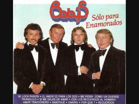 Triangulo-Los Baby's.
