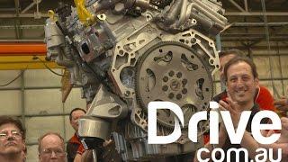 getlinkyoutube.com-Holden ends V6 production   Drive.com.au