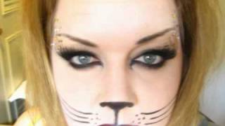 getlinkyoutube.com-Misschevious's Sexy Cat Halloween Look