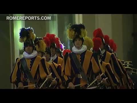 Swiss Guard  renewal of the world's smallest army