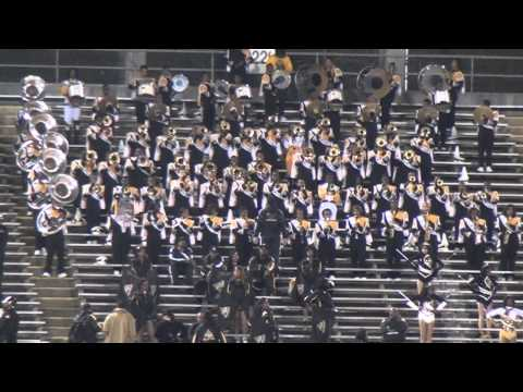 New Orleans High School Marching Bands 2011 - 2012 Video 3 of 7