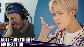 getlinkyoutube.com-Got7(갓세븐) - Just Right(딱 좋아() | MV Reaction